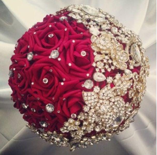 Desi Indian Wedding Bouquet