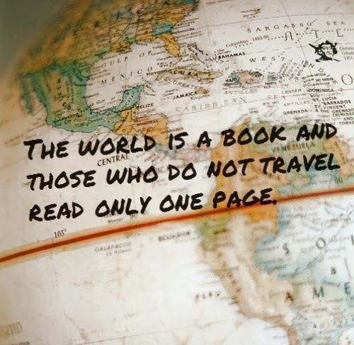 Don't Date Someone. Travel.  http://www.rebellesociety.com/