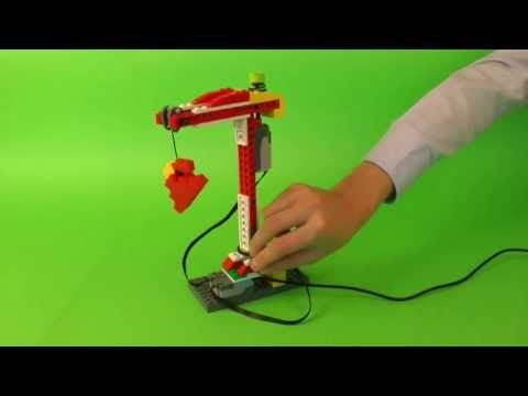 Crane LEGO WeDo