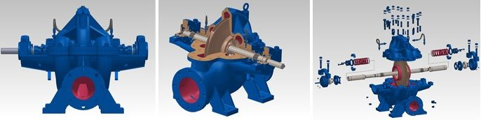 Flowmorepumps is one of the best of manufacturer, Supplier of Horizontal Splits Pumps, Flowmorepumps expertise in offering our clients an exclusive range of Horizontal Splits Pumps.  Visit Website: http://www.flowmorepumps.com/product/horizontal-splits-pumps.html