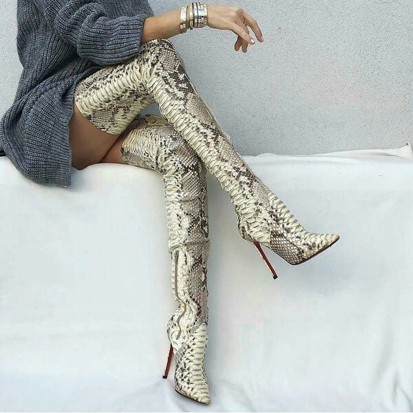 Good Boots&Aint Cheap /Christian Louboutin / Dorothy Johnson