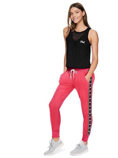 41a21ccd4654d Skinny Jogger | Vs pink | Skinny joggers, Pink lingerie, Pink