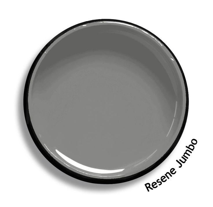 Resene Jumbo is a giant among greys, intelligent and sensible. From the Resene BS5252 colours collection. Try a Resene testpot or view a physical sample at your Resene ColorShop or Reseller before making your final colour choice. www.resene.co.nz