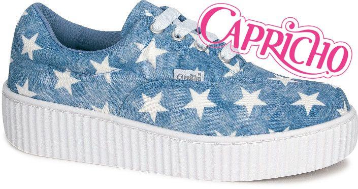Tendência plataforma domina a nova Coleção da Capricho Shoes