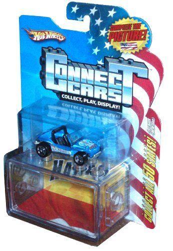 Hot Wheels 2008 Connect Cars Series 164 Scale Die Cast Car With Display Case