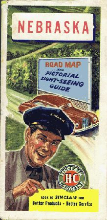 Best Gas Station Complimentary Road Maps Images On Pinterest - Roadmap of nebraska