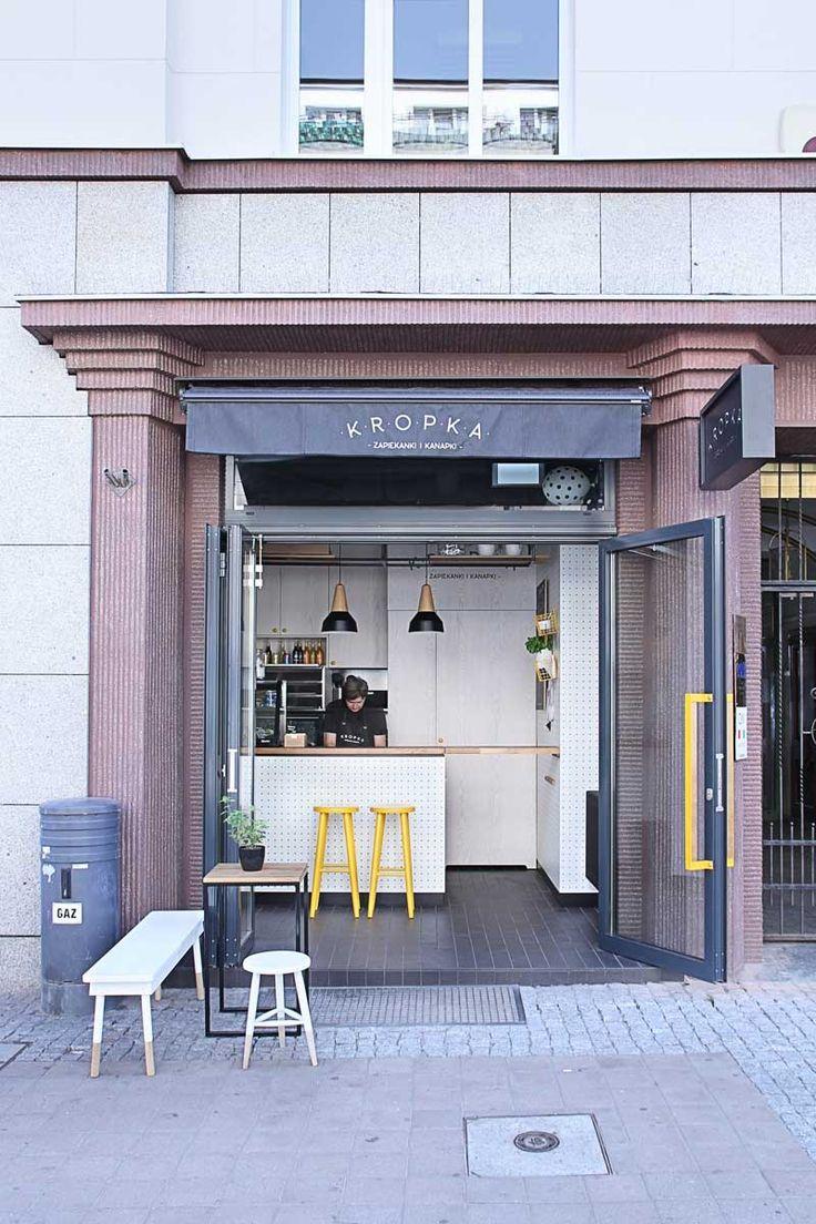 Kropk, tiny bar in Poland | http://www.yellowtrace.com.au/australian-design-news-september-2014/