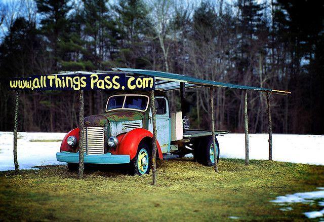 Williamsburg Ma Food Truck
