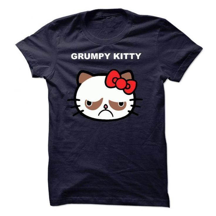 Grumpy Kitty Cat T Shirt Walmart #b.kliban #cats #t #shirts #cats #musical #t #shirt #uk #save #my #cat #t #shirt #this #is #my #cat #costume #t #shirt