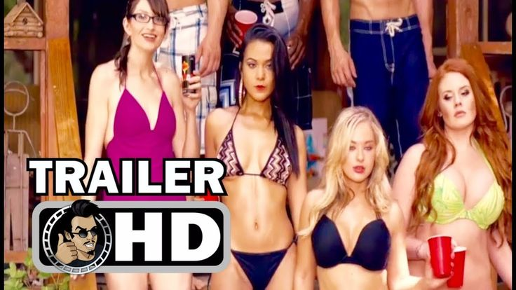 awesome CRAZY LAKE Official Trailer (2017) Teen Horror Movie HD