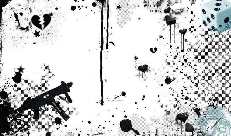 Broken Black Heart Wallpaper Gothic