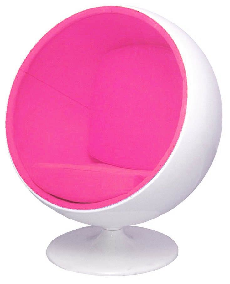 Ball Chair Pink Chairs Amp Sofas Pinterest Ball Chair