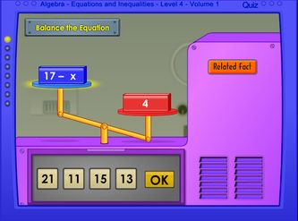 Algebra - Interactive Learning Sites for Education