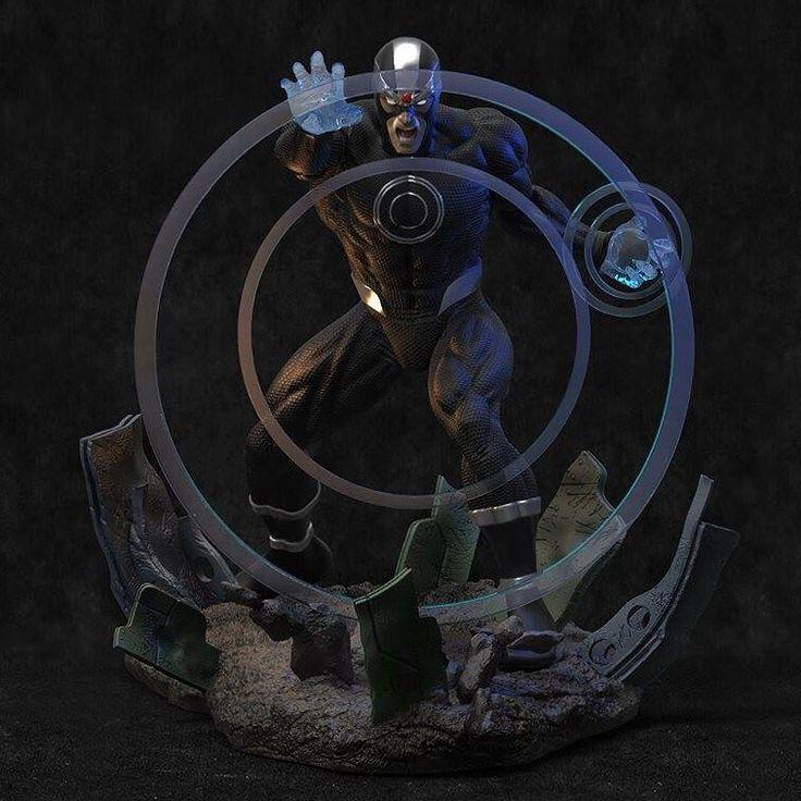 Havok 1/4 by IceBreaker Studios #havok #cyclops #xmen #wolverine #avengers #deadpool #marvel #justiceleague #marvelcomics #dc #dccomics #3dprinting ##3dsculpt #sculpture #nerd #geek #comics
