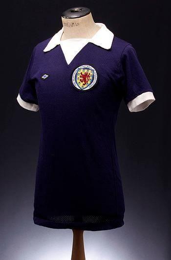Scotland (World Cup Shirt)