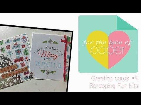 Check out my new video: Cards #4 Process video ~ Scrapping Fun Kits ~ July Kit :) https://youtube.com/watch?v=2KxBi2l2lwE