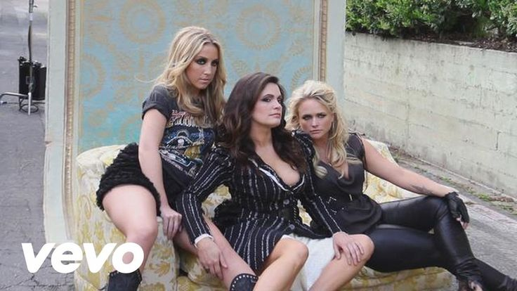 "Pistol Annies - Hell On Heels ""The only good thing that came from that man"""