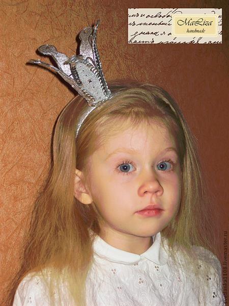 Корона для принцессы детские карновальные костюмы