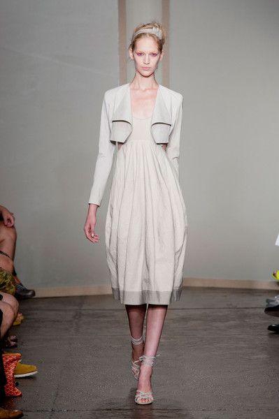 Donna Karan at New York Spring 2013