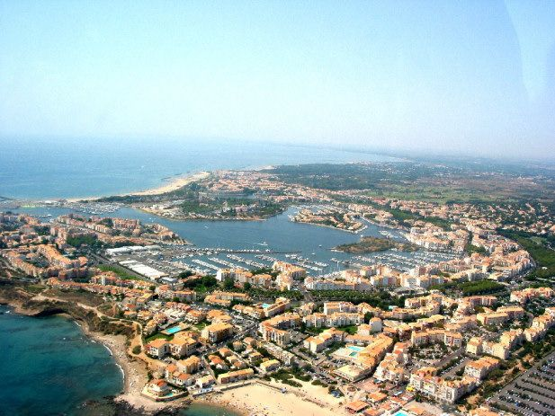 Cap d'Agde – France, a lovely place to get some sun!