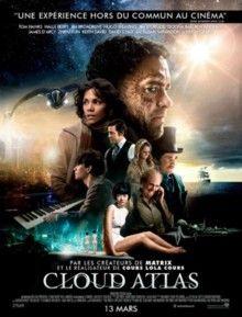 Cloud Atlas Film de Andy Wachowski, Lana Wachowski et Tom Tykwer (2013) Avec Tom Hanks, Halle Berry, Jim Broadbent                                                                                                                                                     Plus