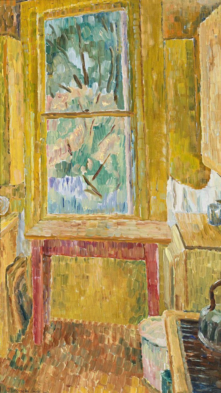Grace Cossington Smith, Kitchen Interior, 1946