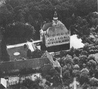 Kasteel Wijchen 1926