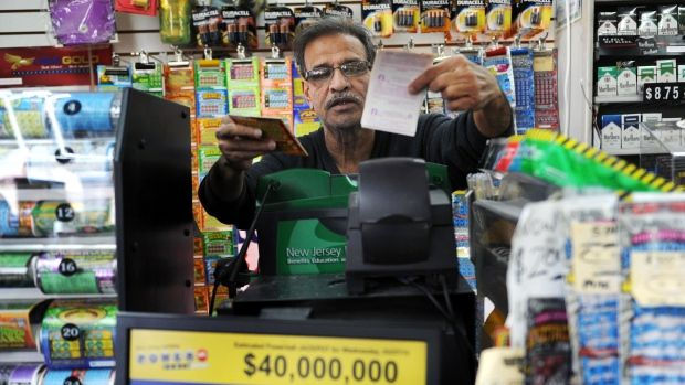 No one has come forward yet in New Jersey to claim the winning Powerball ticket worth $338.3 million. The owner of the liquor store where the ticket was sold says a couple of people have told the store they have the winner. But Sunil Sethi of Eagle Liquors in Passaic, 15 miles northwest of New York City, says nothing has been confirmed.   Read more: http://www.ctvnews.ca/world/338m-jackpot-winning-powerball-ticket-sold-at-n-j-liquor-store-1.1209741#ixzz2OZUsGj63