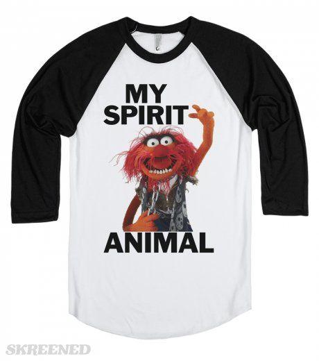 Spirit Animal  | My spirit animal is Animal! #Skreened