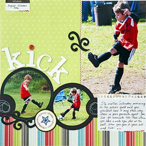 Sports - Soccer Layout Ideas