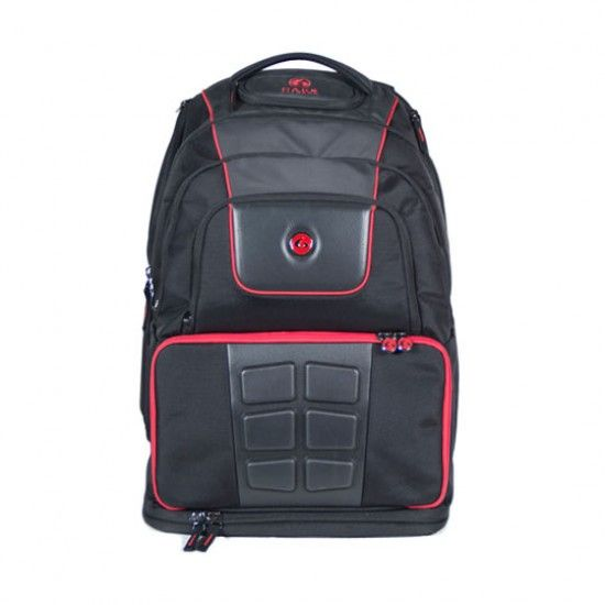 Backpack with food storage