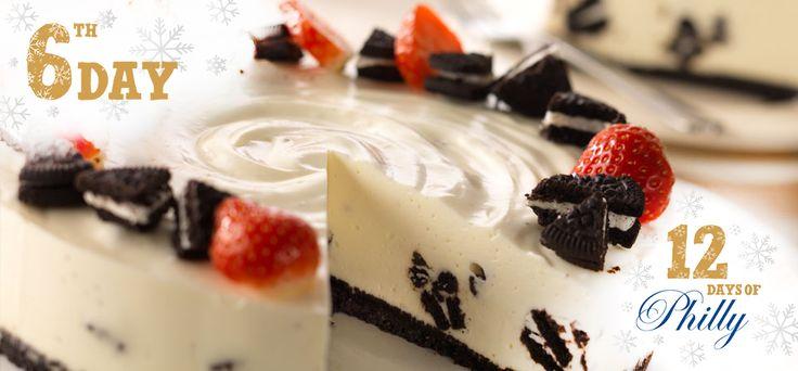 PhiladelphiaOREO Vanilla Cheesecake