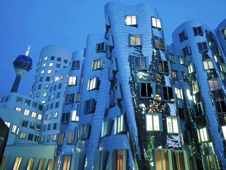 Modern Architecture Hd 40 best destination dusseldorf images on pinterest   dusseldorf
