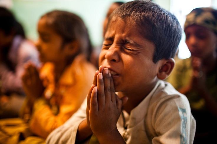 Boy in Manali, India.