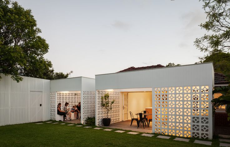 Breeze Block House, NSW - Architect Prineas
