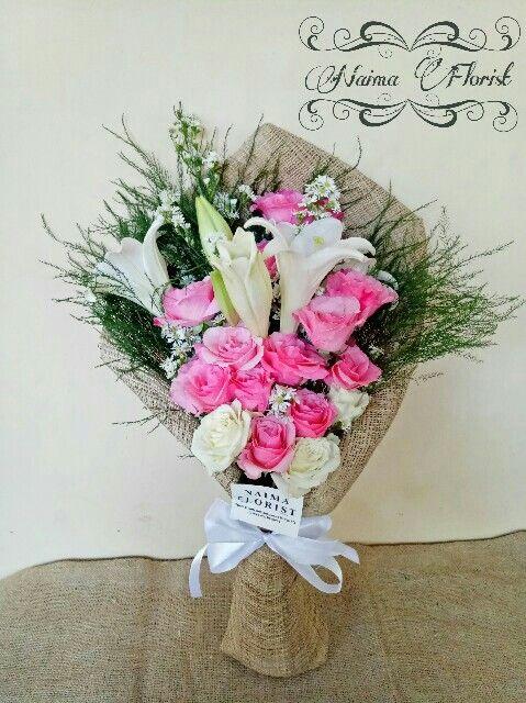 Lihat apa yang saya buat di #PicsArt mix flower bouquet by naimaflorist 🌺🌷💖😘😍