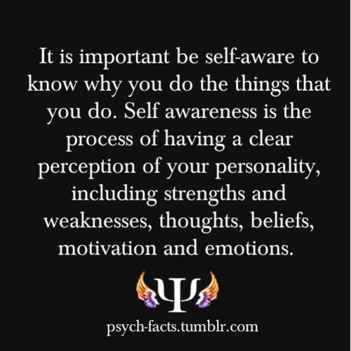 Self Perception Quotes