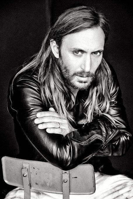 David Guetta per TIM                                                                                                                                                     Más
