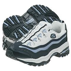 Skechers Kids - Energy 2-Ballistix (White/Navy/Light Blue Foil) - Kids - Compare Prices in Real-time, Set Price Alerts, and see Historical Price Graphs | Only on GoSale.com.