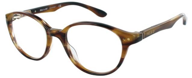 Modèle pour femme de lunettes de vue Paul and Joe CORAIL 13 de couleur écaille.