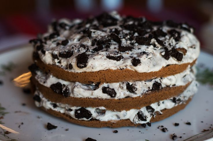 Oreo torta recept