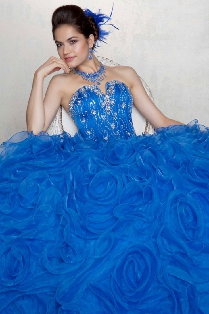 New Arrival Quinceanera Dresses Ball Gown Sweetheart Floor Length With Ruffle Beading USD 290.39 LDPZHLJ6Y3 - LovingDresses.com