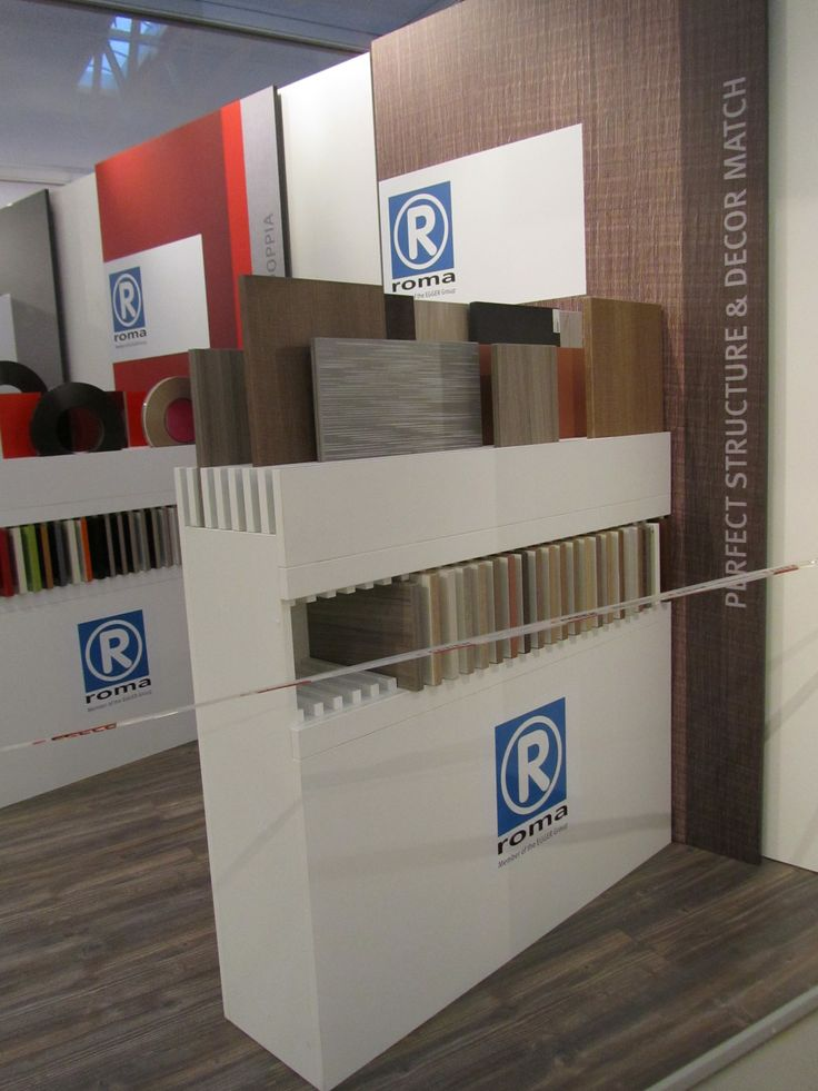 SICAM show stand by BA Components in October 2011 #kitchen #doors