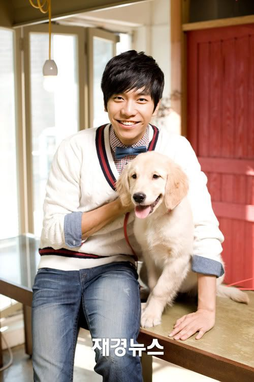 Lee Seung Gi ~when he falls in love and is a gentleman he is totally adorable and me LOOOVE!