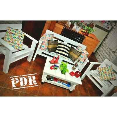 17 mejores ideas sobre sillones con palets en pinterest - Sillones hechos de palets ...