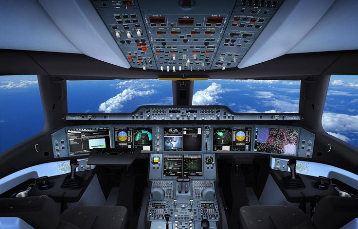 Airbus A350 Specifications | The A350 XWB flight deck features maximum commonality with Airbus ...