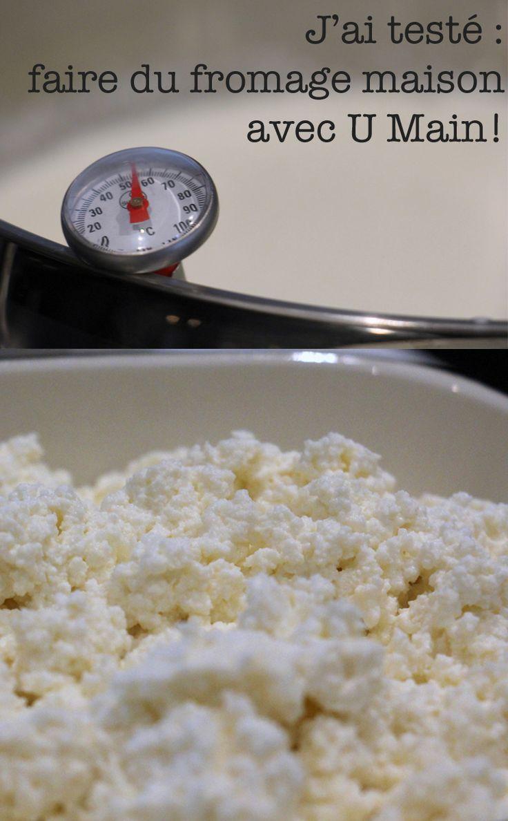 ELC a testé les fromages Ricotta et Queso Blanco avec notre kit 4 Fromages ! Apprenez-en plus sur son expérience par ici :D