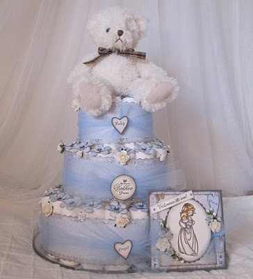 Steps Cakes Images