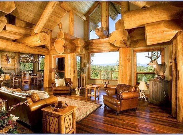 Log Homes Photo Galley Log Cabin Bureau Log Homes Cabin Interiors Log Cabin Interior