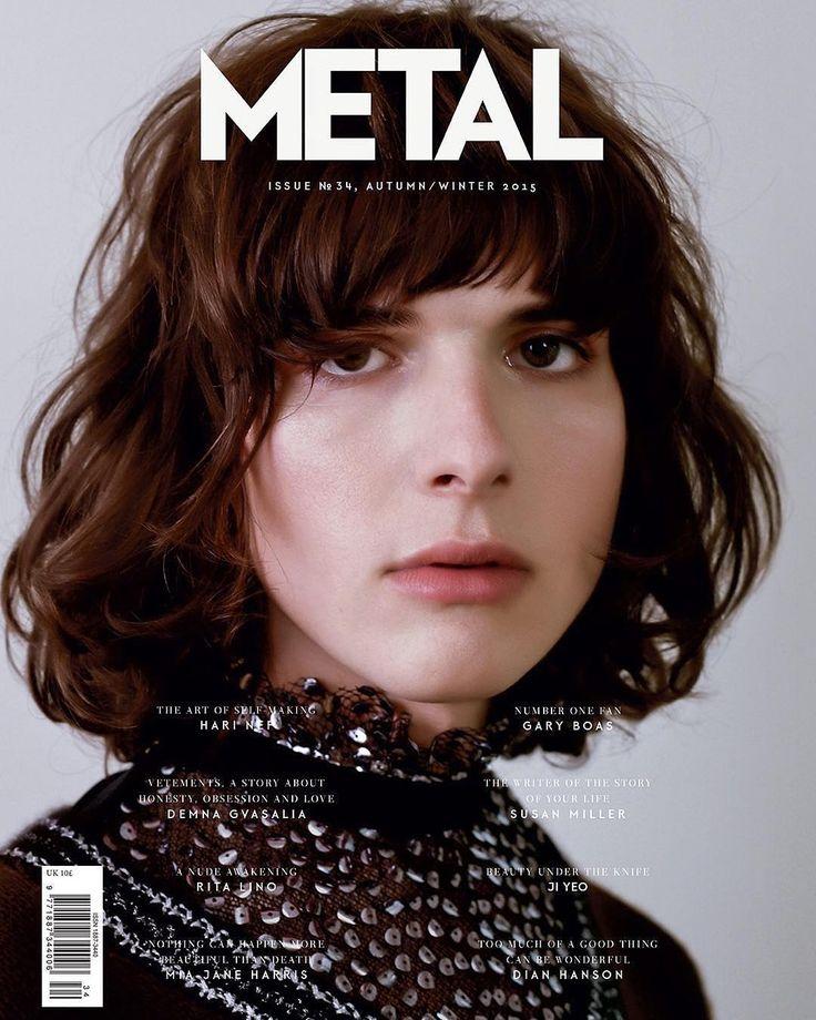Metal Magazine | Hari Nef